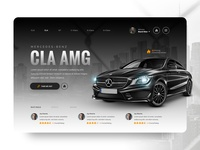 Mercedes-Benz || Web Concept