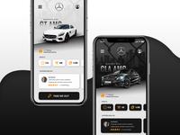 Mercedes-Benz || App Concept
