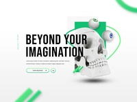 Beyond Your Imagination || Visual Concept