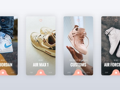 // SNEAKERbae // Shop Teaser online web interface creative ui ux design app digital screendesign lifestyle sneaker