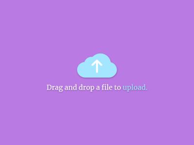 Daily UI #031 File Upload