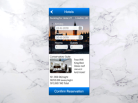 Daily UI #067 Hotel Booking