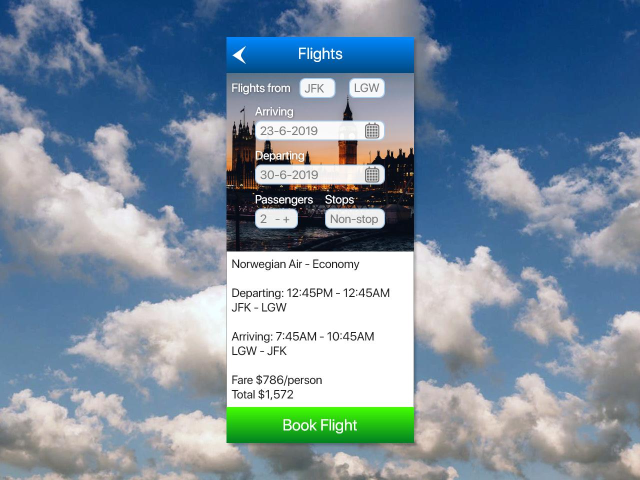 Daily UI #068 Flight Search flight booking app travel flight booking flight app flight search flights flight 68 068 dailyui
