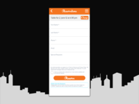 Daily UI #082 Reservation Form