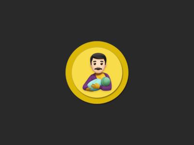 Daily UI #084 Badge