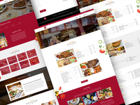 Kebab Restaurant Website