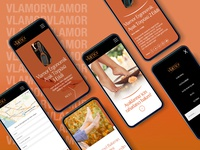 Vlamor Responsive Website