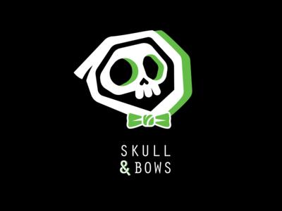 Skull and Bows