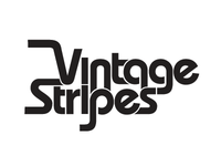Vintage Stripes Logo