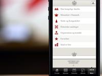 Royal House of Denmark App - Kongehuset