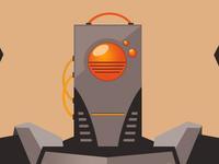 Oscar Robot