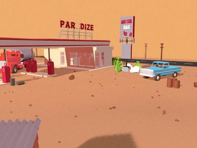 Paradize Lost 3D 3d