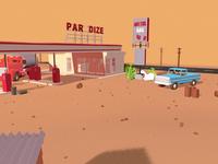 Paradize Lost 3D