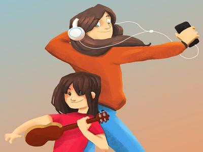 2Sisters illustration