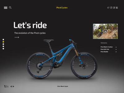 Let S Ride UIUX