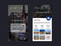 Trip planner app