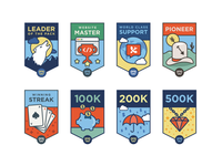 Weebly Badge Finals