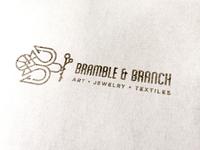 Bramble & Branch Stamp