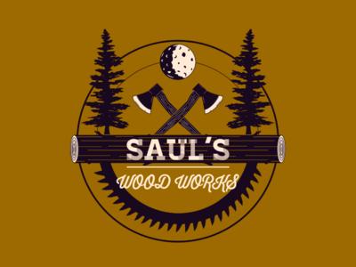 Vintage Woodwork logo