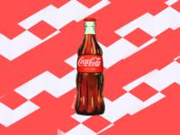 Coca-cola illustration