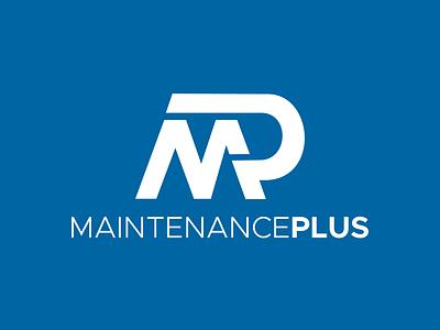 Logo Design for Maintenance Plus logotype graphic design logo design branding vector design logo branding