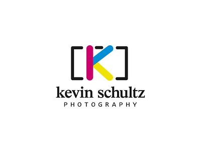Logo Design for Kevin Schultz Photography flat vector logo design branding logo design branding