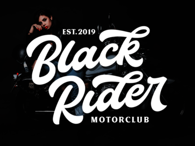 Black Rider Logotype