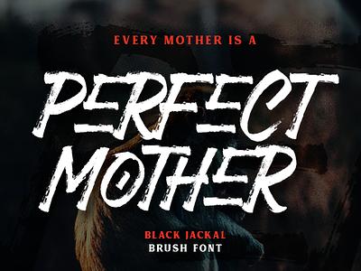 Handbrush Font type design typography logotype display font quotes textured font handbrush font brush font
