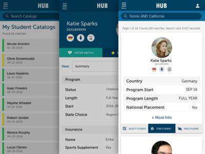 Hub Mobile