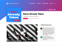 Podcast Website Template podcast website