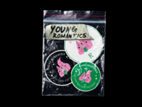 Young Romantics Stickers