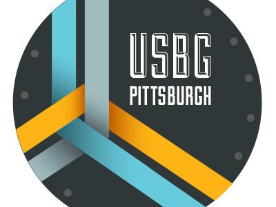 US Bartenders Guild logo study- Pittsburgh
