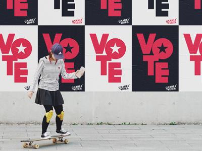 vote tee shirt vote