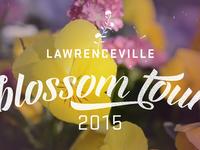 Blossom tour