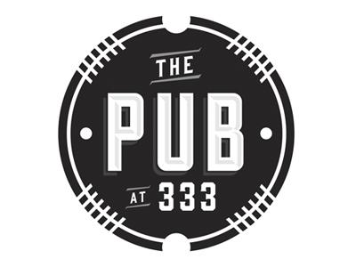 Pub333 logo option 2 333 pub