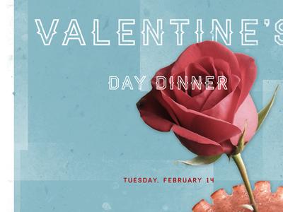 Valentines Day / sushi restaurant