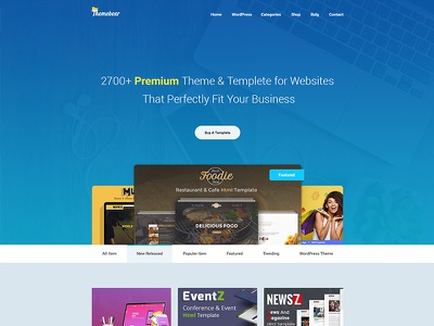 New Design Concept For Themeboxr themes slider inspiration animation wordpress landing ui creative hero area
