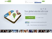 GiveAShout Homepage