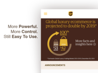 UPS Mobile App