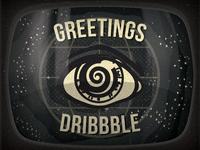 Dribble Greetings