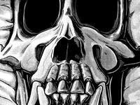 Monkey Skull 800 X 600