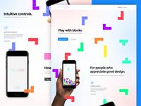 Tetris web