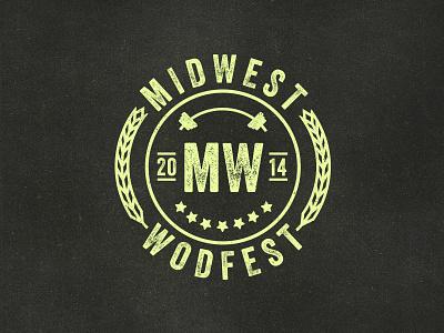 Midwest Wodfest  crossfit midwest wodfest wheat 2014 workout veneer