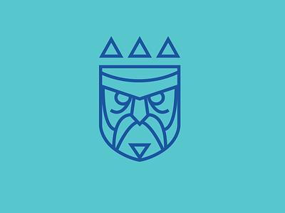 Team Kings logo crest icon crown king team teams kings