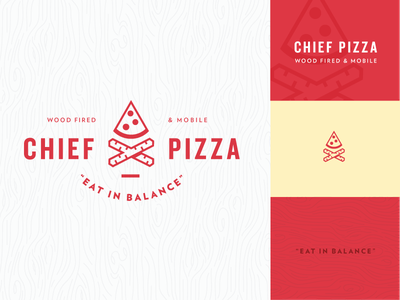 Unselected Chief Pizza firewood fire pizza chief