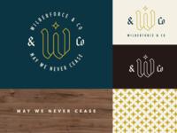 Wilberforce & Co Branding