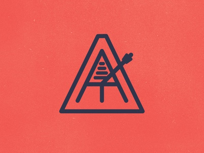 TA Music Monogram logo monogram ta music metronome