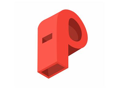 P Whistle Logo website web design typogaphy icon branding design webdesign ux vector ui logos