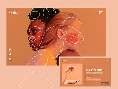 Website Design web design illustration webdesign ui ux website branding web design