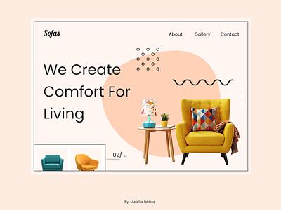Website Design vector minimal web website branding webdesign ux ui design web design